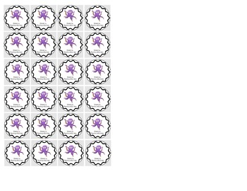 Checkers Blending Game (Short O)