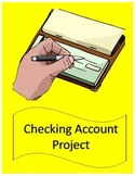 Checking Account Project: Checks, Debit Card, ATM, Ledgers