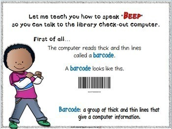 Library Skills: Checking Out Library Books...a Powerpoint Lesson