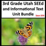 Utah SEEd Third Grade Bundle at 20% Discount