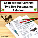 Compare and Contrast Two Texts on Reindeer