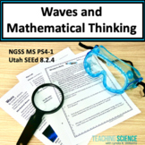 Waves and Mathematical Representations NGSS MS PS4-1