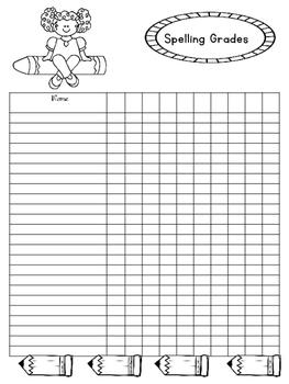 Checklist Grid Template