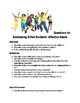 Checklist for Affective Needs of Gifted Children