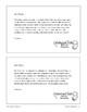 Checklist of Computer Skills/Parent Letter