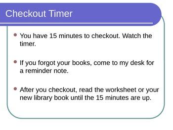 Checkout Timer PPT