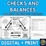 Checks and Balances Chart and Activities