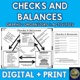 Checks and Balances Chart and Activities