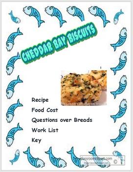 Cheddar Bay Biscuit Lab