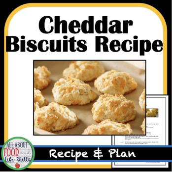 Cheddar Biscuits Recipe, FACS FCS