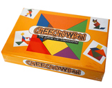 Cheechowban | The Game of Tangrams Classroom pack (24 Cutout Tangrams)