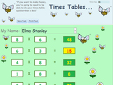 Cheeky Chops - Interactive Maths - Learning Multiplication