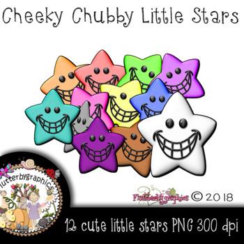 Cheeky Chubby Little Stars