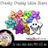 Cheeky Chubby Little Stars