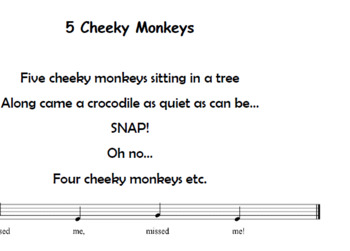 Cheeky Monkey Puppet Pack