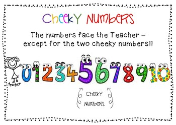 Cheeky Numbers