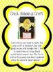 Cheep, Cheep Chick Labeling Craft