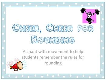 Cheer, Cheer for Rounding