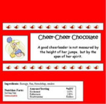 Cheer Chocolate