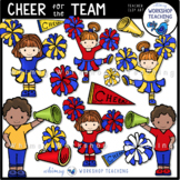 Cheer For The Team Clip Art
