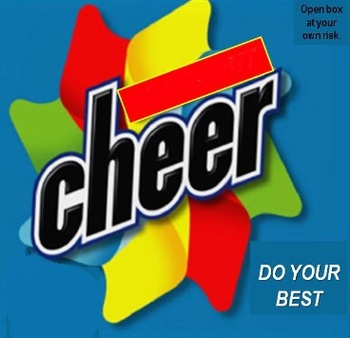 """Cheer""-leading"