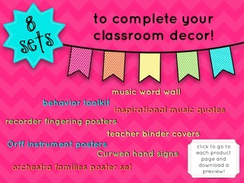 Cheerful Brights ULTIMATE Classroom Bundle