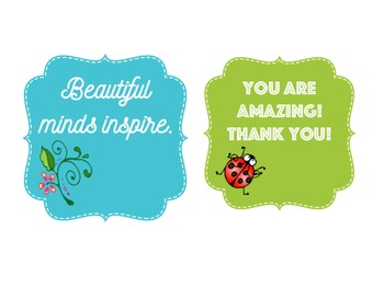 Encouraging Notes for Teachers From Teachers: Cheerful Chit Chat