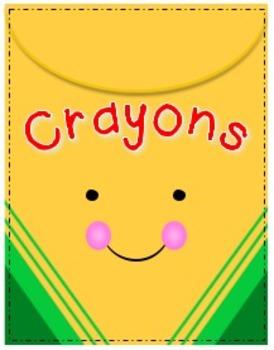 Cheerful Crayons