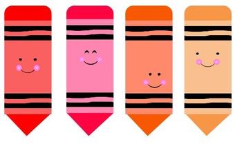 Cheerful Crayons Big Box