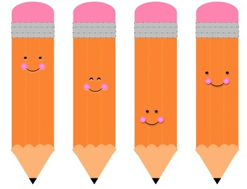 Cheerful Pencils