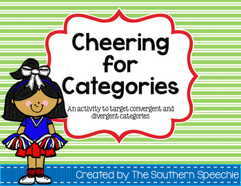 Cheering for Categories