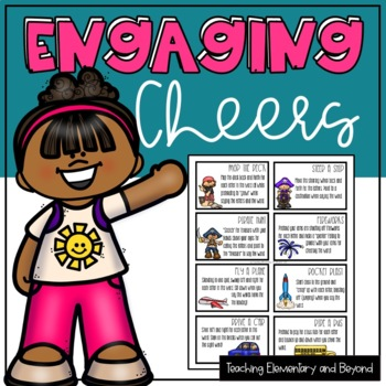 Cheering to Learn Sight Words