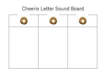Cheerio Sound Board