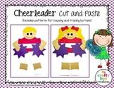 Sports Craft {Cheerleader}