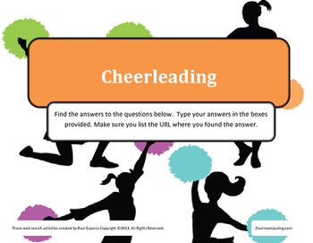 Cheerleading - Cheerleaders Online Web Search for Teens