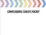 Cheerleading Coach's Packet
