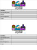 Cheerleading/Mascot Tryout Score Sheets