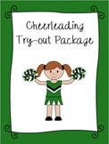 Cheerleading Try-Out Package