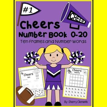 Cheers Number Book 0-20