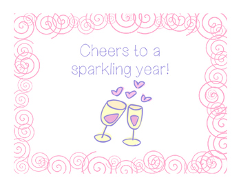 Cheers to a Sparkling Year!
