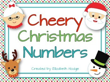 Cheery Christmas Numbers!