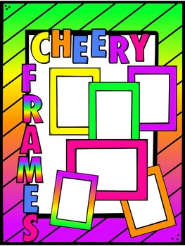 Cheery Frames Clipart