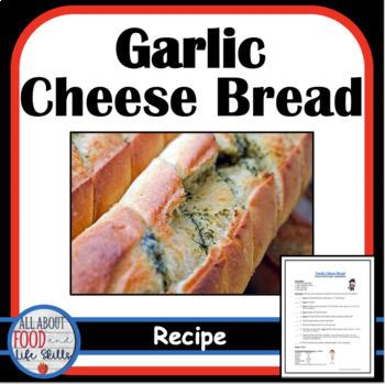 Cheese Bread Recipe (FACS)
