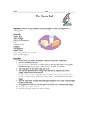 Cheese Lab - Chemical and Physical Changes