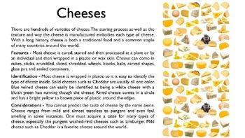 Cheese PowerPoint