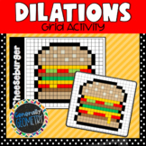 Geometry Dilations Activity | Transformations