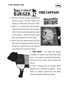 Cheeseburger Procedural Text