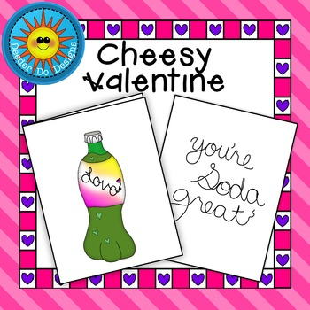 Cheesy Valentines