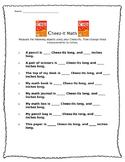 Cheez-It Measurement Sheet {Editable}