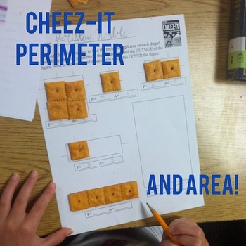 Cheez-it Perimeter and Area!